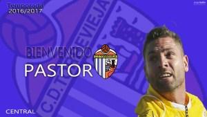 Pastor, primera incorporación del CD Torrevieja