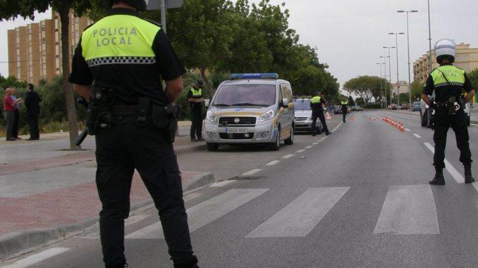 Cinturon Policia Local