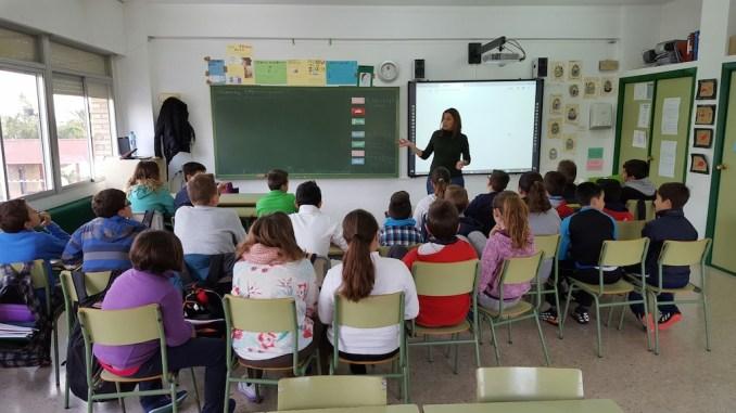 campaña escolar drogodependencia