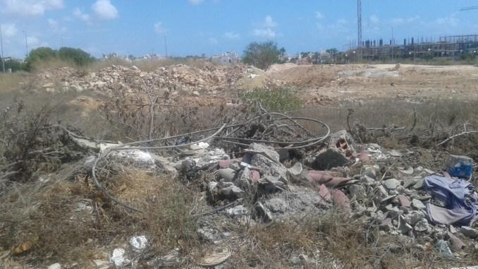 montezenia escombros