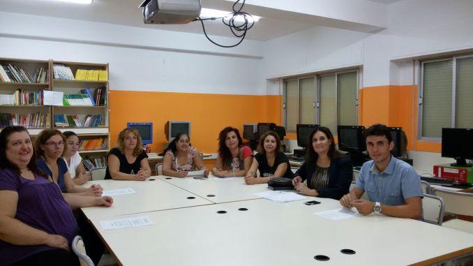 Reunión Educación Colegio de Arneva