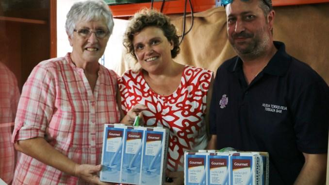 donativo leche reach out