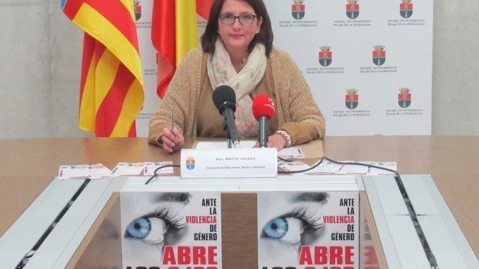 Mayte Valero Concejal de Mujer