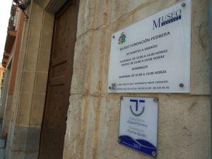 La Junta de Gobierno Local rechaza la petición de reversión del Palacio Sorzano de Tejada