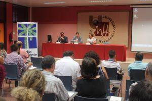 Orihuela inicia los actos de la Semana de la Movilidad con la conferencia de Jorge Olcina