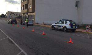 La campaña preventiva del uso del cinturón de seguridad en Callosa deja tan solo un conductor denunciado