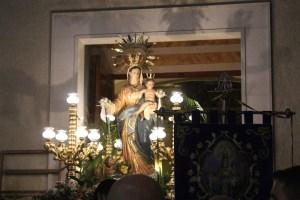 Rojales suspende las fiestas en honor a la Virgen del Rosario por la crisis del Covid-19