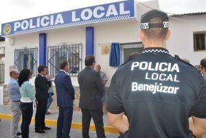 Benejúzar aprueba el horario y el regimen de compensaciones de la Policía Local