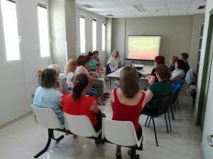 El Centro de Salud de Callosa pone a disposición de las mujeres talleres de salud y autocuidados