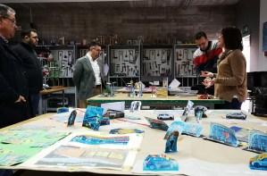 El Ayuntamiento de Rafal colabora con la adquisición de material informático para el instituto del municipio