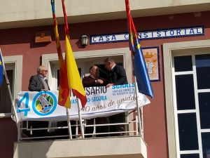 """Defensa del Trasvase Tajo-Segura en Benferri: """"La Vega Baja y sus regantes necesitan seguridad hídrica"""""""