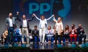 """El PP de Bigastro presenta su lista de """"personas comprometidas"""" para las elecciones municipales del 26M"""