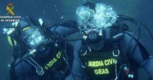 Hallan el cadáver de un buceador residente en Guardamar del Segura en Cabo de Palos