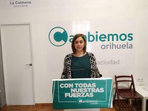 Cambiemos solicita ampliar el Consejo de Orihuela Cultural para tenga una representación paritaria y plural