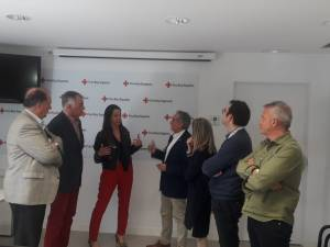 Cruz Roja se suma al proceso de participación ciudadana del Plan Vega Renhace