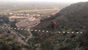 Callosa promociona la Vía Ferrata en toda la Comunidad Valenciana