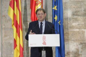 Ximo Puig anuncia que la Generalitat ha fletado dos aviones para traer de China material sanitario con el que cubrir las necesidades en la lucha contra el coronavirus
