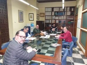 Orihuela realiza la Junta de Gobierno Local entre medidas especiales