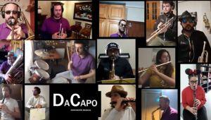 DaCapo alegra con su música para hacer más amena la cuarentena