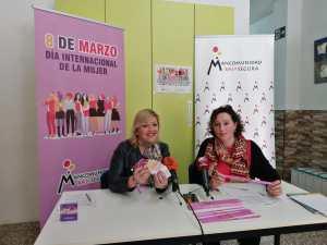 La Mancomunidad Bajo Segura centra en la población escolar su campaña para el Día de la Mujer