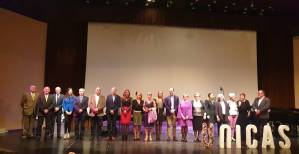 Reconocimiento a siete mujeres oriolanas en la segunda edición de la Gala Premios Únicas