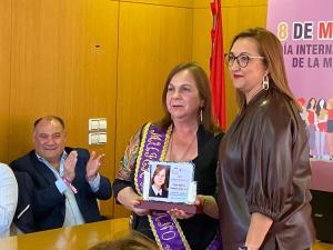 Rosa Mateo Rocamora recibe el reconocimiento como 'Mujer Benferreja 2020'