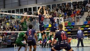 El Voleibol Almoradí acaba la liga a falta de las dos últimas jornadas