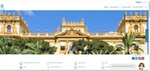 La Diputación de Alicante habilita en su web un asistente virtual para resolver dudas y consultas sobre el COVID-19