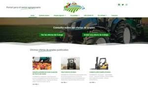 Nace elcamponopara.org, un portal para el mundo agropecuario centrado en el empleo