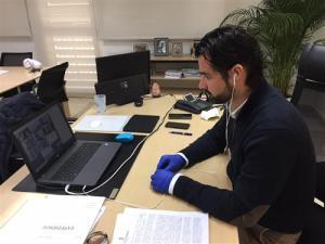 Los alcaldes del Departamento de Salud de Torrevieja solicitan test rápidos para policías y guardias civiles