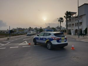 Orihuela moviliza a todos sus efectivos de la Policía Local para evitar desplazamientos en el puente de mayo