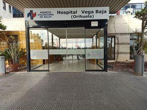 Herido un motorista de 40 años en un accidente en el polígono de La Granadina, en San Isidro