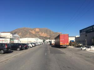 Solo 20 de las 100 empresas del Polígono Industrial de Orihuela están activas durante el Estado de Alarma