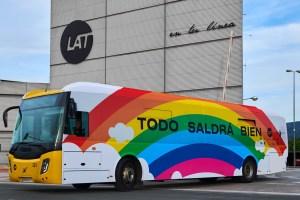 'El autobús del optimismo' visitará la Residencia de Mayores Casaverde de Pilar de la Horadada