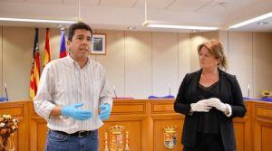 Ana Serna rechaza el desvío de las aguas de la Rambla de Abanilla por la zona norte de la Vega Baja