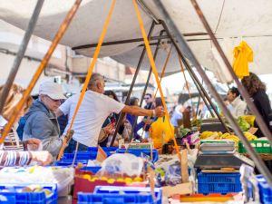 El Ayuntamiento de Almoradí trabaja en la reapertura de su mercado semanal