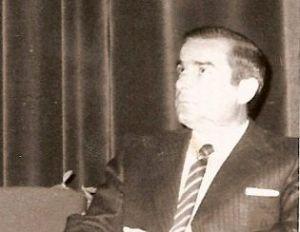 El Ayuntamiento de Orihuela declara un día de luto oficial por el fallecimiento de D. Manuel Monzón, alcalde entre 1966 y 1970
