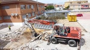 El Ayuntamiento de Bigastro avanza en las obras del IES Paco Ruiz