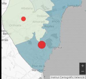 Primer día sin nuevos casos ni fallecidos por coronavirus en la Vega Baja desde que Sanidad facilita los datos