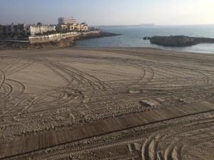 Orihuela solicita la prórroga de las Banderas Q de Calidad para sus playas