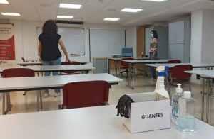 Cámara Orihuela retoma la formación presencial en sus instalaciones tras la crisis sanitaria del Covid-19