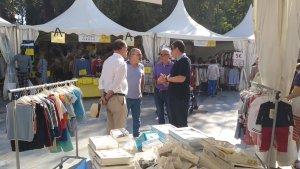 Comercio saca una línea de ayudas de 400.000 euros para el tejido empresarial de Orihuela afectado por la COVID-19