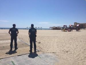 Orihuela suspende las autorizaciones para la noche de San Juan en sus playas por la Covid-19