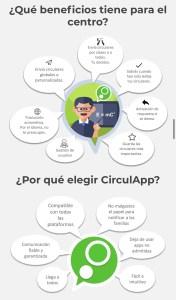 Una empresa almoradidense crea una App para conectar los centros educativos con las familias