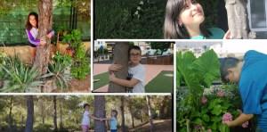 El Colegio Público de Hurchillo participa en una iniciativa mundial en la celebración del Día del Medio Ambiente