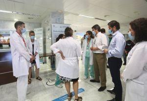 Mazón reclama al Consell la no reversión del Hospital Universitario de Torrevieja