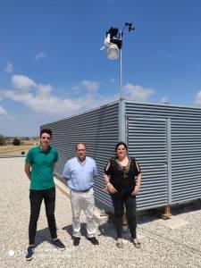 San Fulgencio instala dos observatorios meteorológicos en su término municipal