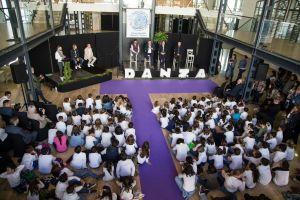 El Colegio Público de Hurchillo entra a formar parte del Comité Internacional de la Danza