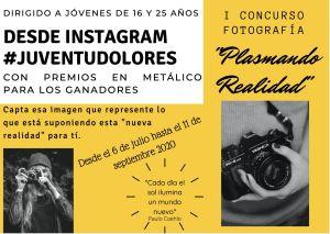 Dolores organiza un concurso de fotografía en Instagram para jóvenes de entre 16 y 25 años