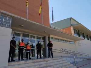Hoy finalizan las PAU que han contado con medidas extraordinarias de seguridad